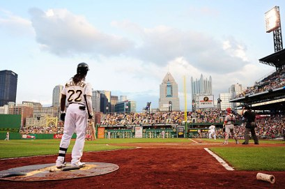 Defending MVP Andrew McCutchen (above) will try to lead his Pirates deeper into the playoffs this season.