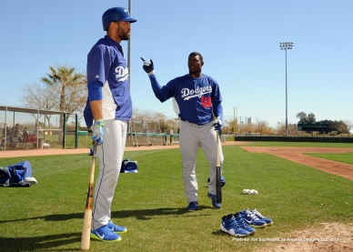 Matt Kemp (left) and Yasiel Puig headline the most talented OF in the past decade.
