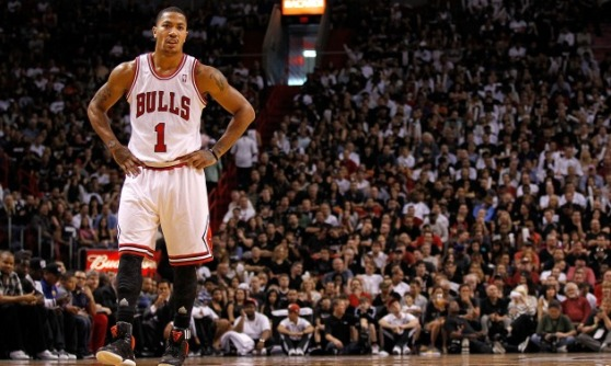 Safe to say that this upcoming season will be the most important one of Derrick Rose's still young career.