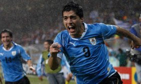 Coming off a career year in 2013/2014, Luis Suarez is ready to just about anything to win his country a World Cup.