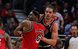 No matter how well Joakim Noah or any other Bulls player played, the Heat were always better, and it really sucked.