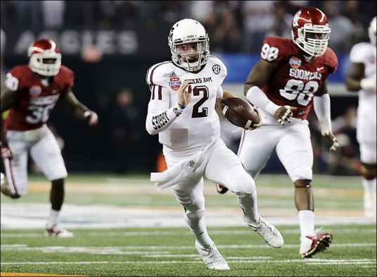 He's gone: What will life after Johnny be like in College Station? Probably a little quieter.