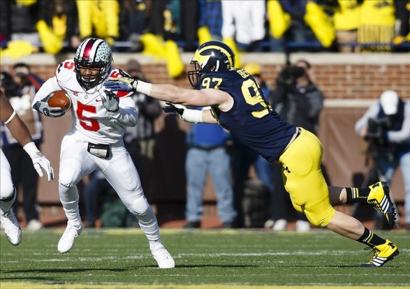 Can Miller carry the Buckeyes past their postseason struggles this year?