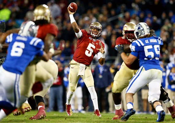 After winning the Heisman and the Title as a freshman, what else does Jameis Winston have to prove? Everything.