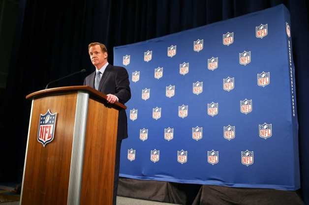 Time to go: The NFL needs the clean slate. It starts with the top, Roger that?