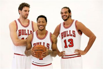 The Bigger 3. Pau, Rose and Noah (Left to right) came together with one thing in mind, #7.