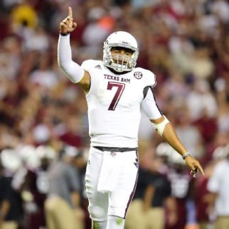 No Johnny no problem: Kenny Hill has established his Heisman credibility and more importantly established A&M as a threat in the SEC West