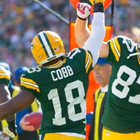 How Jordy Nelson and Randall Cobb became the NFL's best Pass Catching Duo