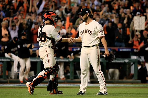 madison-bumgarner-40-celebrates-with-buster-posey-28