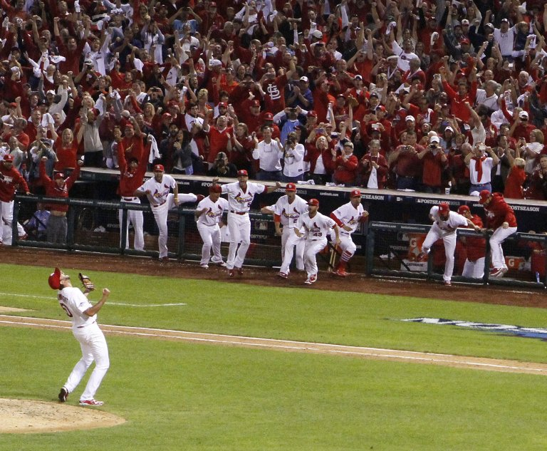 NLDS Game 5: Pittsburgh at St. Louis