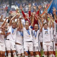 U.S. Women On Top Of The World Again