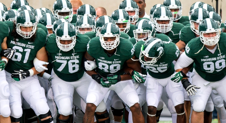 You won't find a more motivated bunch then the one in East Lansing.