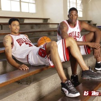 In Honor of the 2000's Bulls